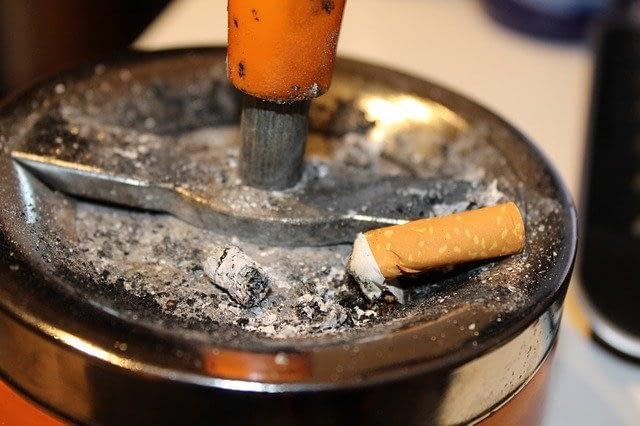 Zigarette-WEG-Verwaltung-Essen